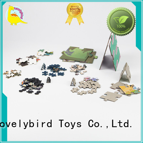 Lovelybird Toys the jigsaw puzzles educational gift for present