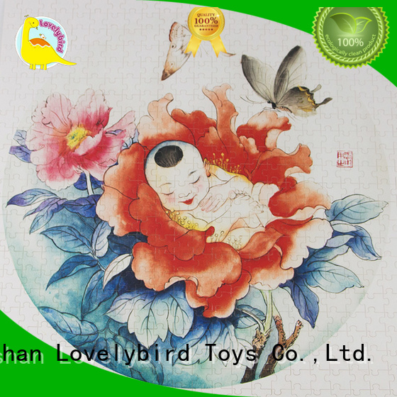 educational wooden puzzles toy for activities