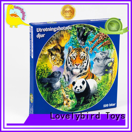 Lovelybird Toys best best jigsaw puzzles company for kids