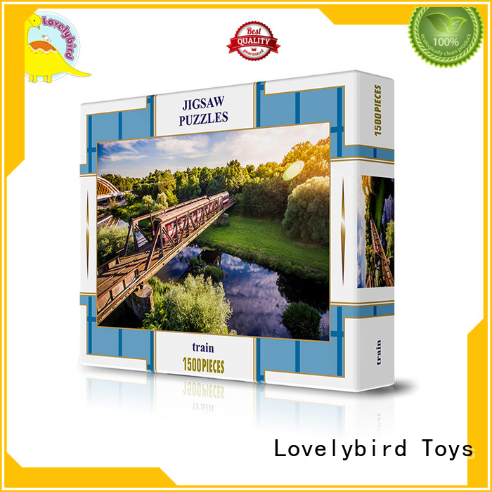 Lovelybird Toys challenging puzzle 1500 manufacturer for present