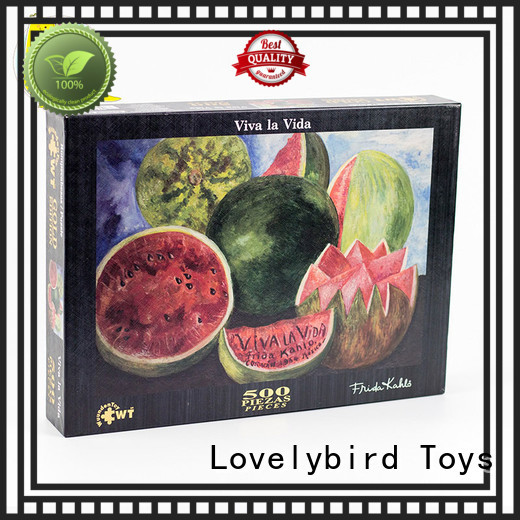 Lovelybird Toys jigsaw puzzles gratuits supply for entertainment