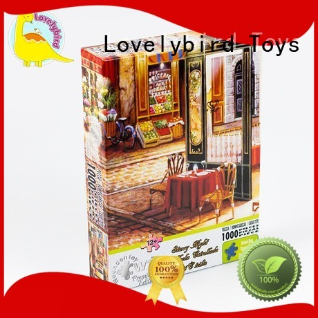 educational 1000 jigsaw puzzles toy for kids