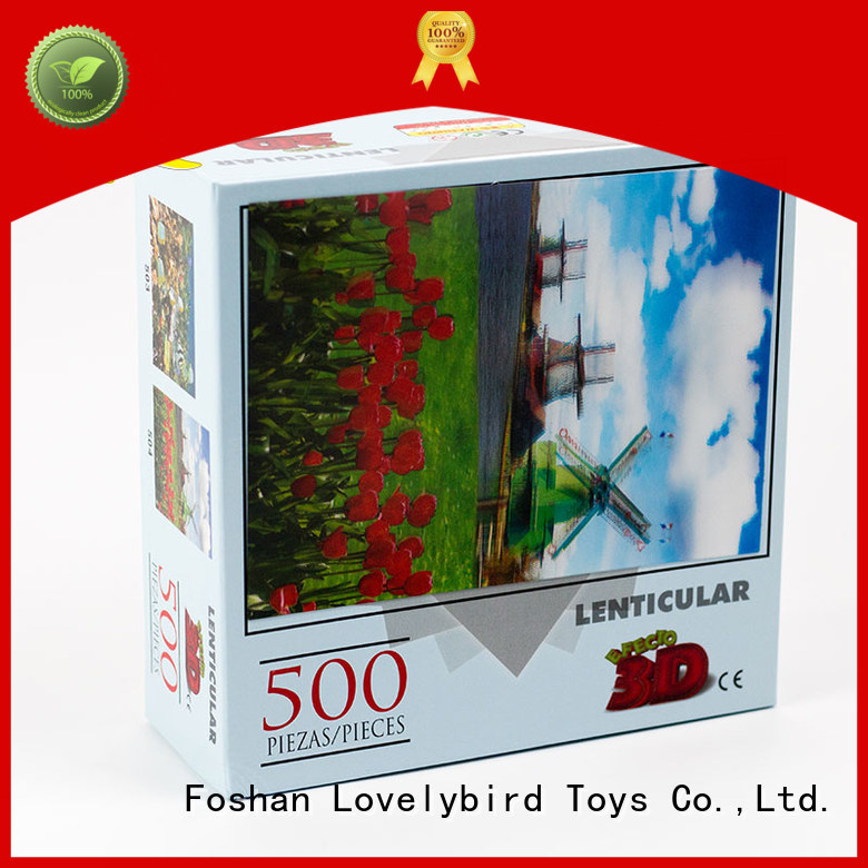 Lovelybird Toys big jigsaw puzzle company for kids