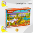 educational disney wooden puzzles frame