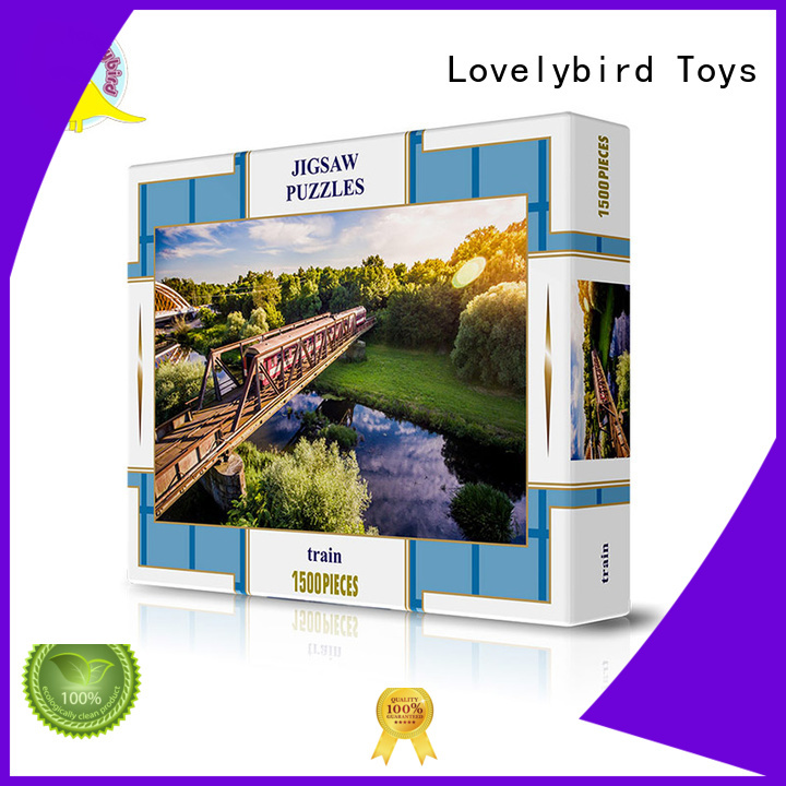 hot sale 1500 jigsaw puzzles customization for game