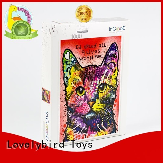 new disney wooden puzzles professional for entertainment Lovelybird Toys