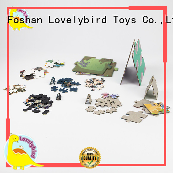 jigsaw puzzles for kids toy for present Lovelybird Toys