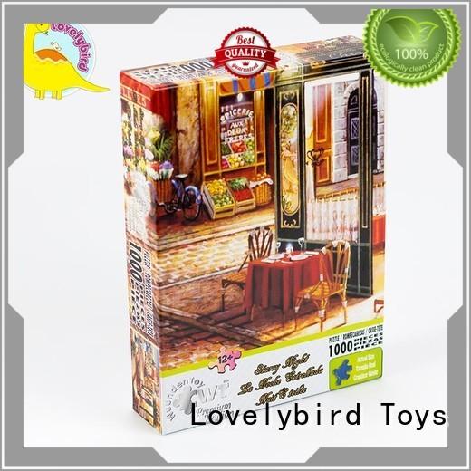 educa jigsaw puzzles custom for kids Lovelybird Toys