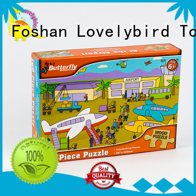 Lovelybird Toys Brand 60pcs 300pclovely quality  manufacture