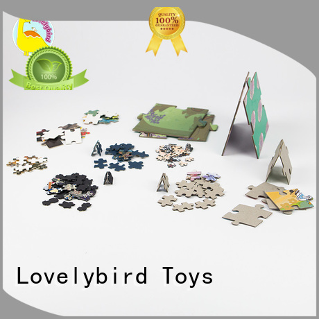 Lovelybird Toys jigsaw puzzles for kids company for kids