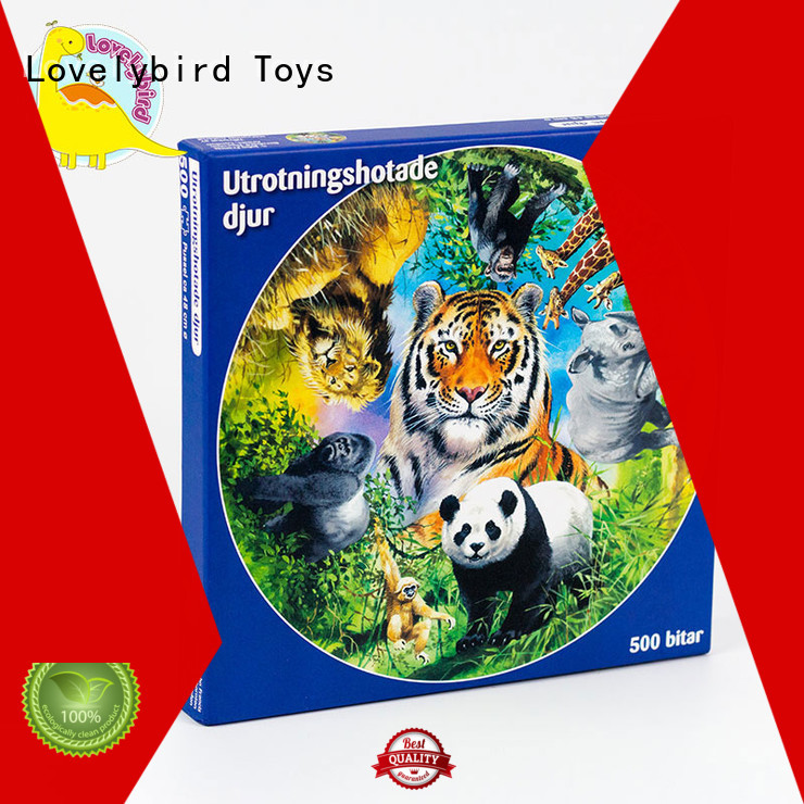 Lovelybird Toys puzzle holiday jigsaw puzzles puzzle kids