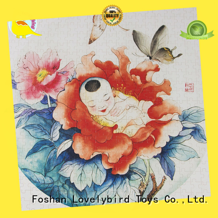 poster  adult 60pcs Lovelybird Toys Brand