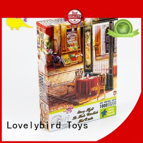 Lovelybird Toys puzzle 1000 jigsaw puzzles toy sale