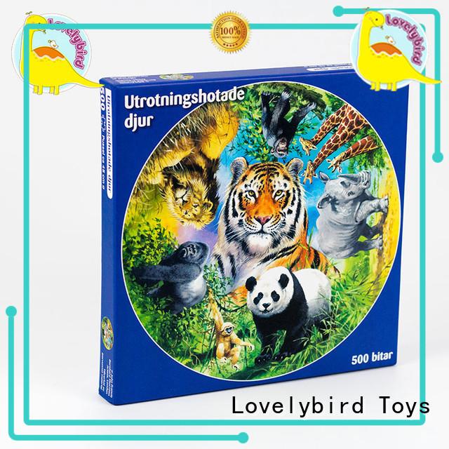 christmas jigsaw puzzles for adult Lovelybird Toys