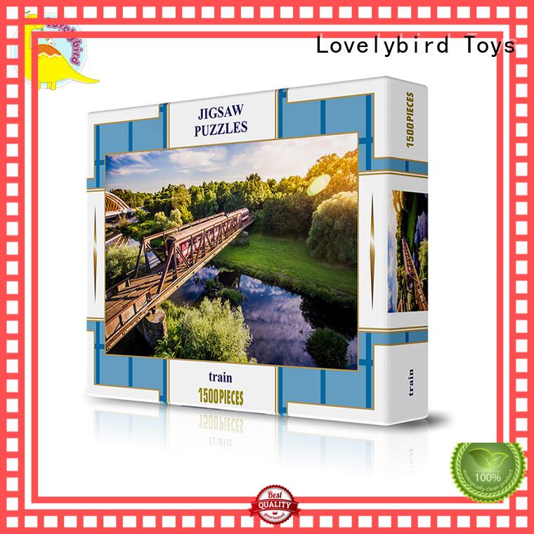 funny jigsaw puzzles best wholesale Lovelybird Toys