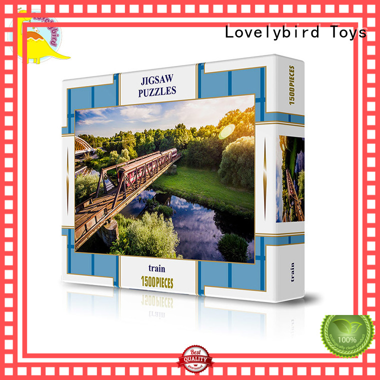 funny jigsaw puzzles best wholesale Lovelybird Toys