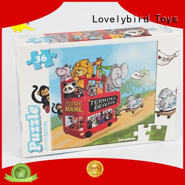 high-quality childrens jigsaw puzzles company for kids