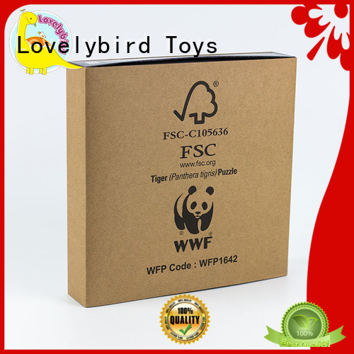Lovelybird Toys beautiful 1000 piece jigsaw puzzles custom for entertainment