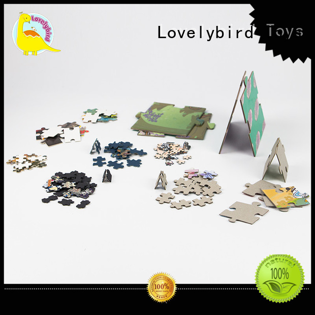 puzzle jigsaw gratuit paper for Lovelybird Toys