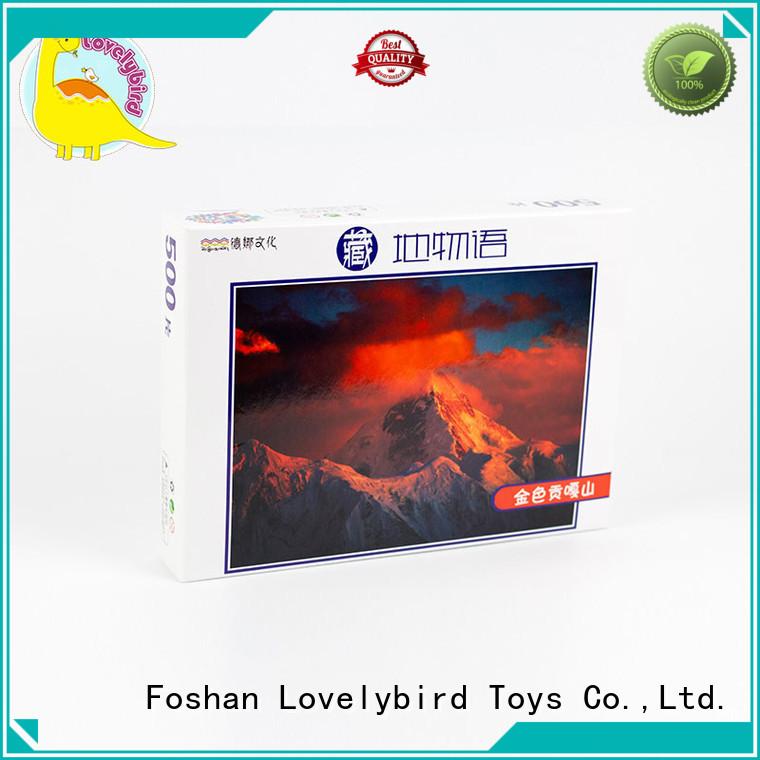 all Custom poster functional  Lovelybird Toys 60pcs