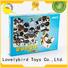 frame 60pcs  kinds Lovelybird Toys Brand