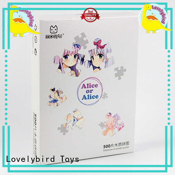 lovely disney wooden puzzles toy for activities