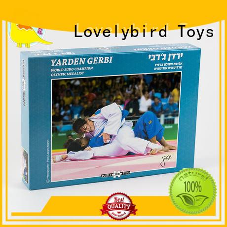 Lovelybird Toys custom 300 jigsaw puzzles wholesale for present