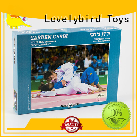 Lovelybird Toys custom 300 jigsaw puzzles wholesale for present