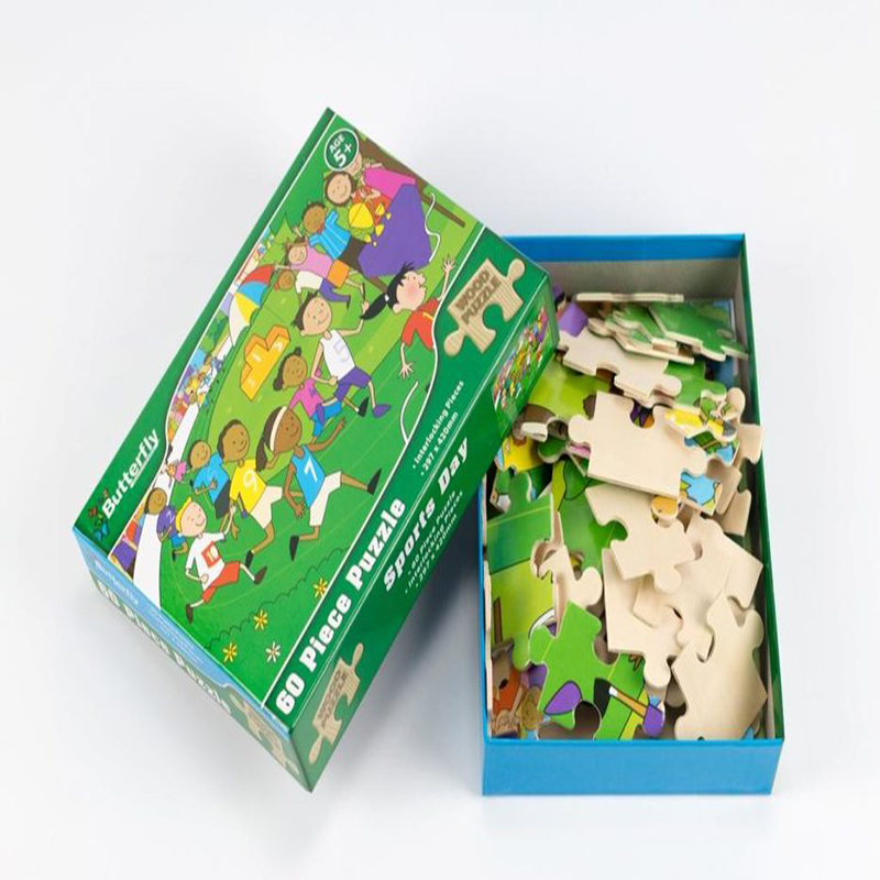 Wholesale Jigsaw Toy 60Pc Jigsaw Puzzle for Kids