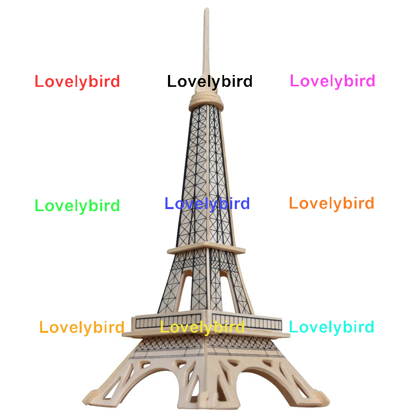Lovelybird Toys 3d wooden puzzle house company for business-1