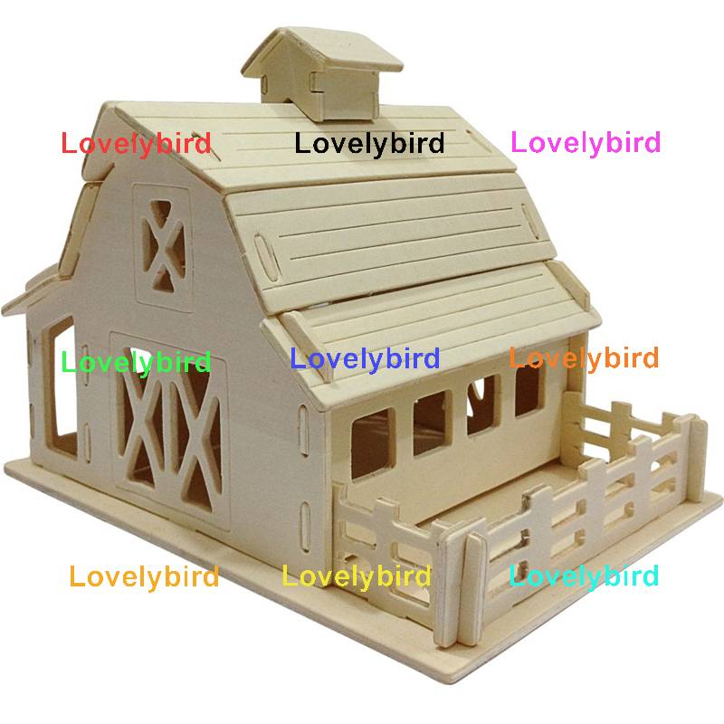 high-quality 3d building puzzle suppliers for present-1