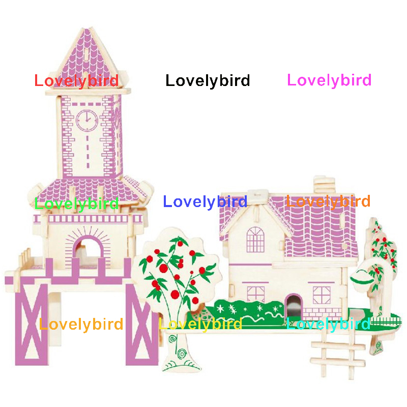 Lovelybird Toys top 3d building puzzle suppliers for business-1