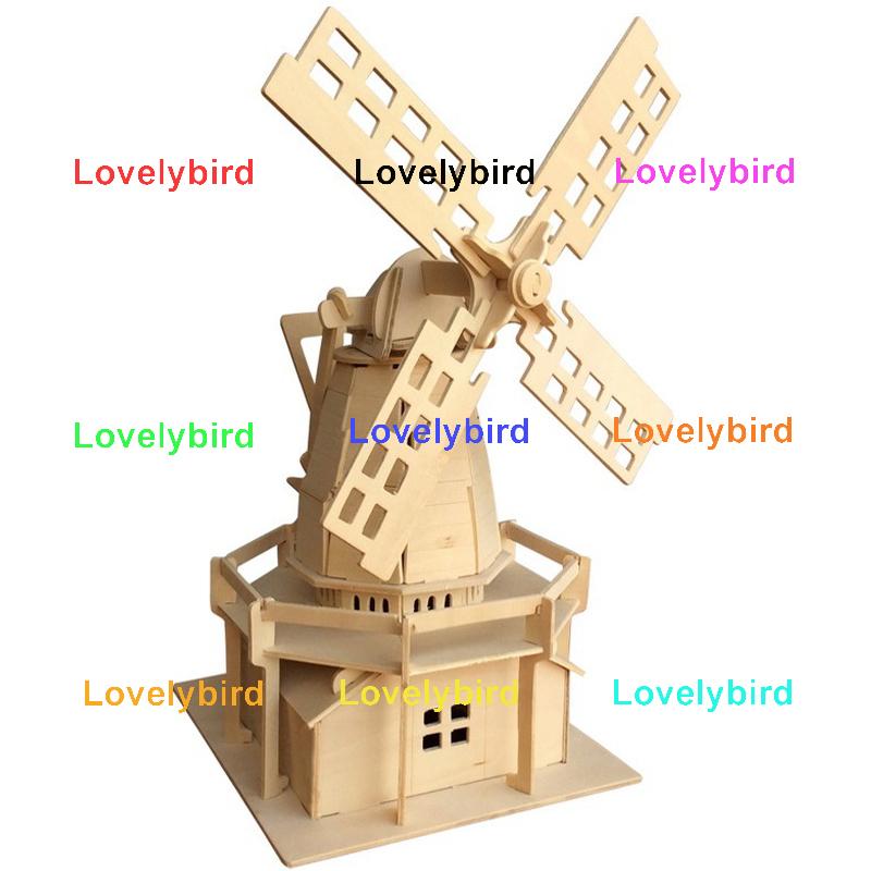 The Netherland Windmill
