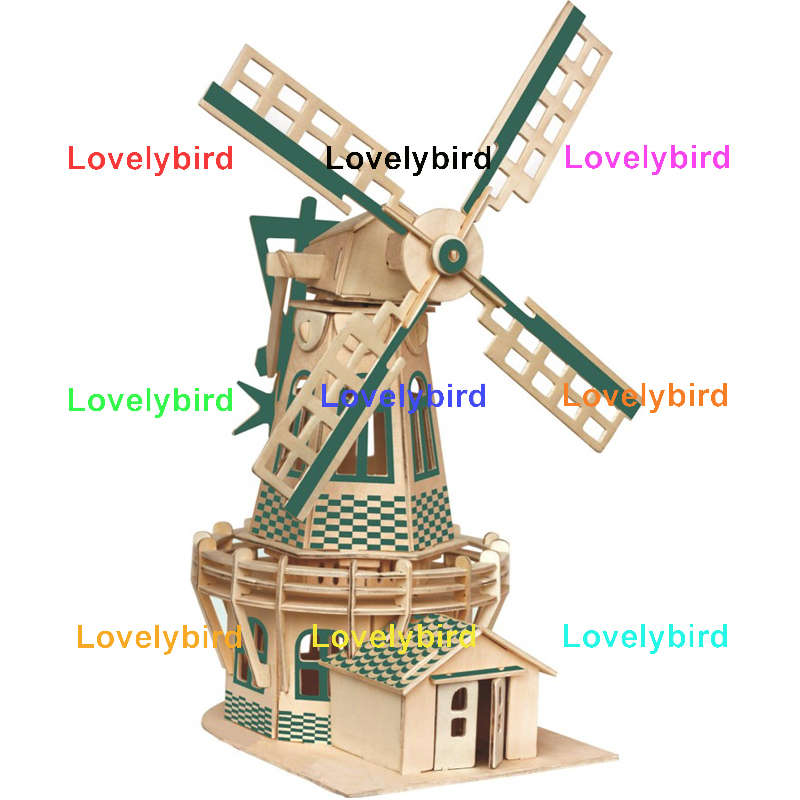 The Netherland Windmill