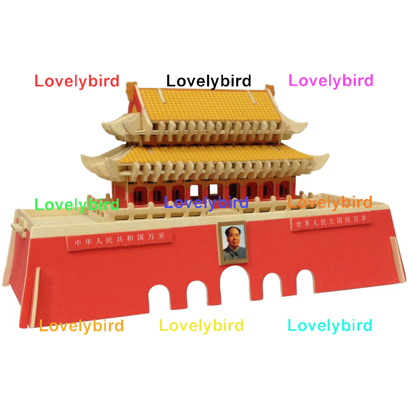Lovelybird Toys hot sale 3d building puzzle company for business-1