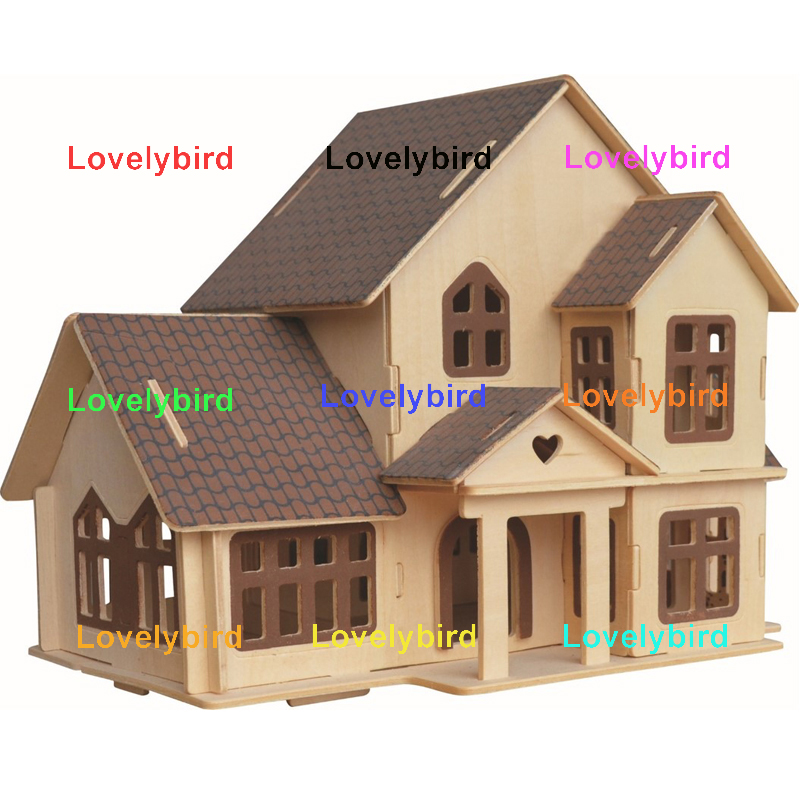 Lovelybird Toys 3d building puzzle manufacturers for present-1