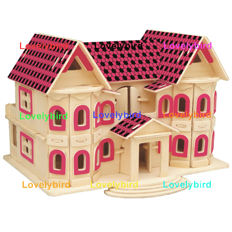 Lovelybird Toys 3d building puzzle company for adults-1