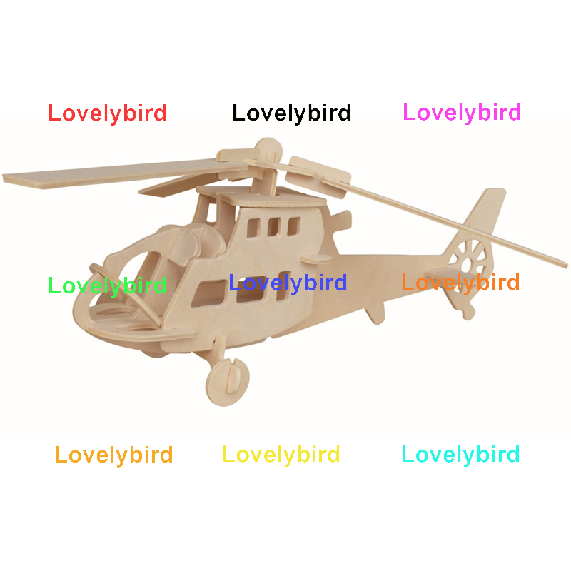 high-quality 3d wooden puzzle ship supply for present-1