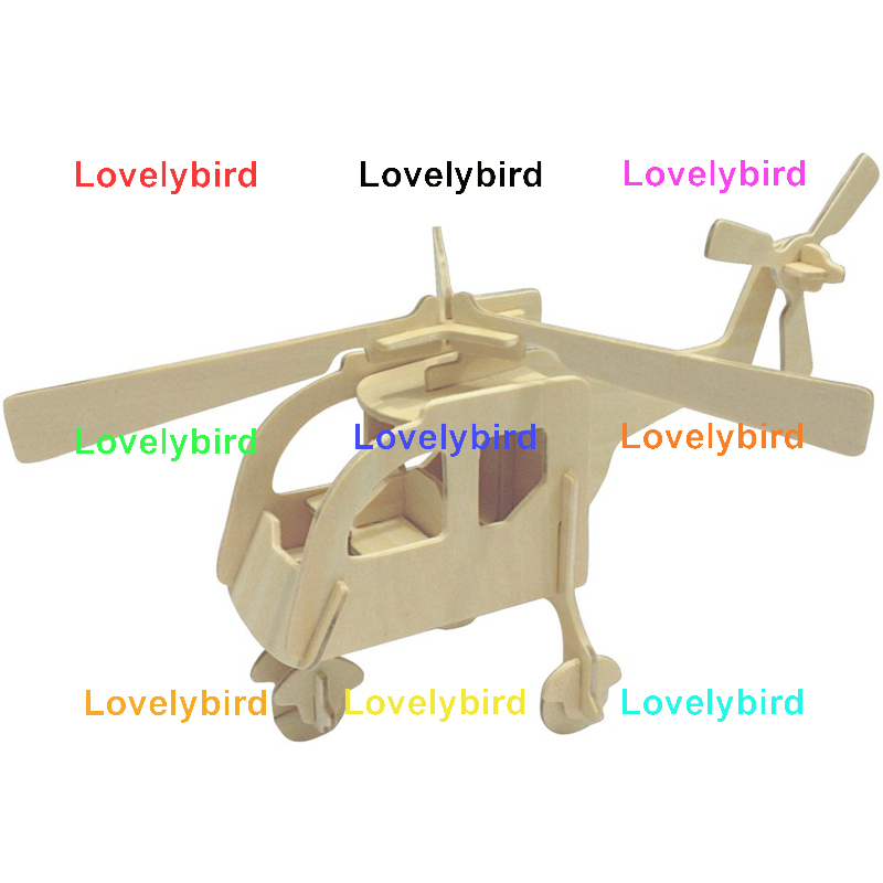 Lovelybird Toys 3d wooden car puzzle company for business-1