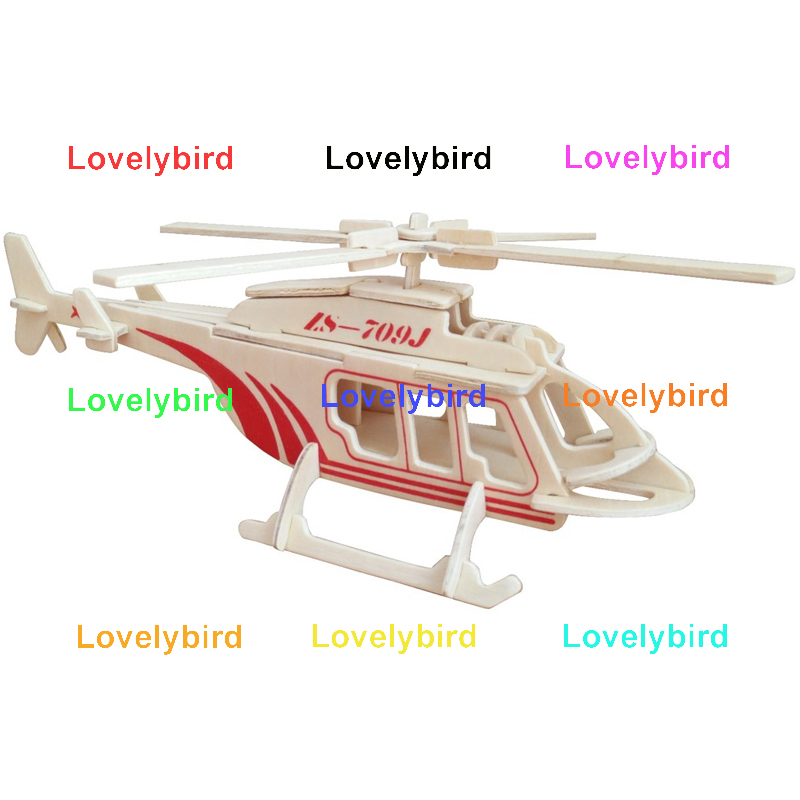 Lovelybird Toys 3d wooden puzzle car suppliers for present-1