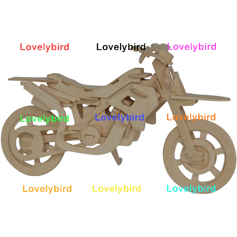 new 3d wooden puzzle car factory for sale-1