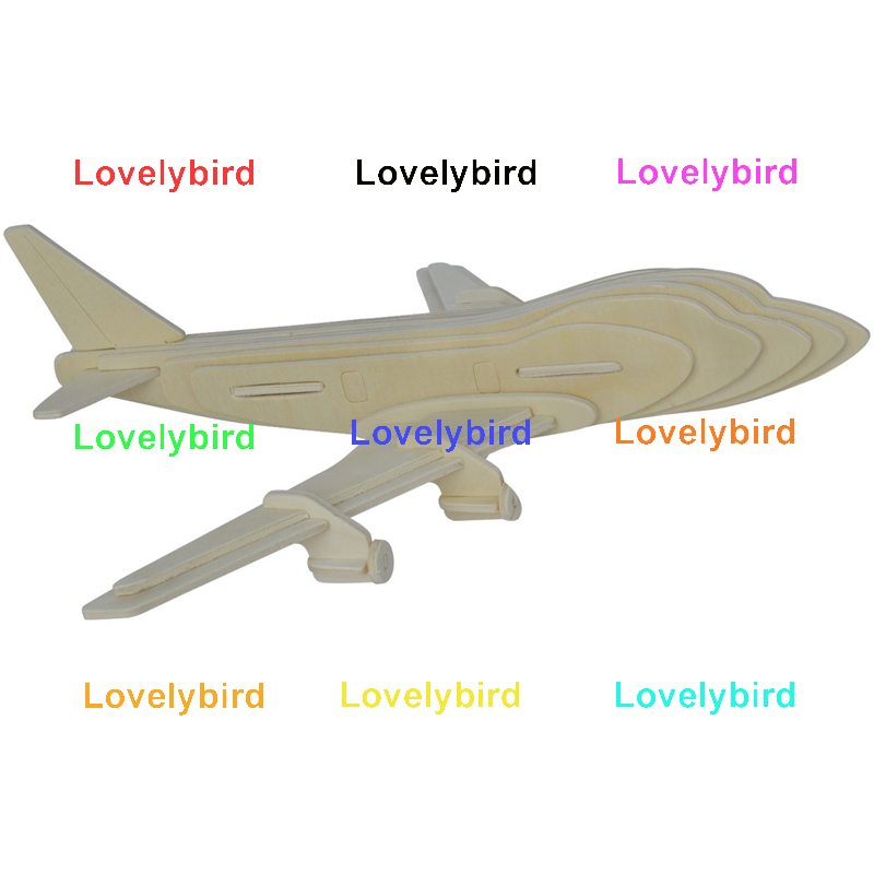 Lovelybird Toys high-quality 3d wooden puzzle car supply for kids-1