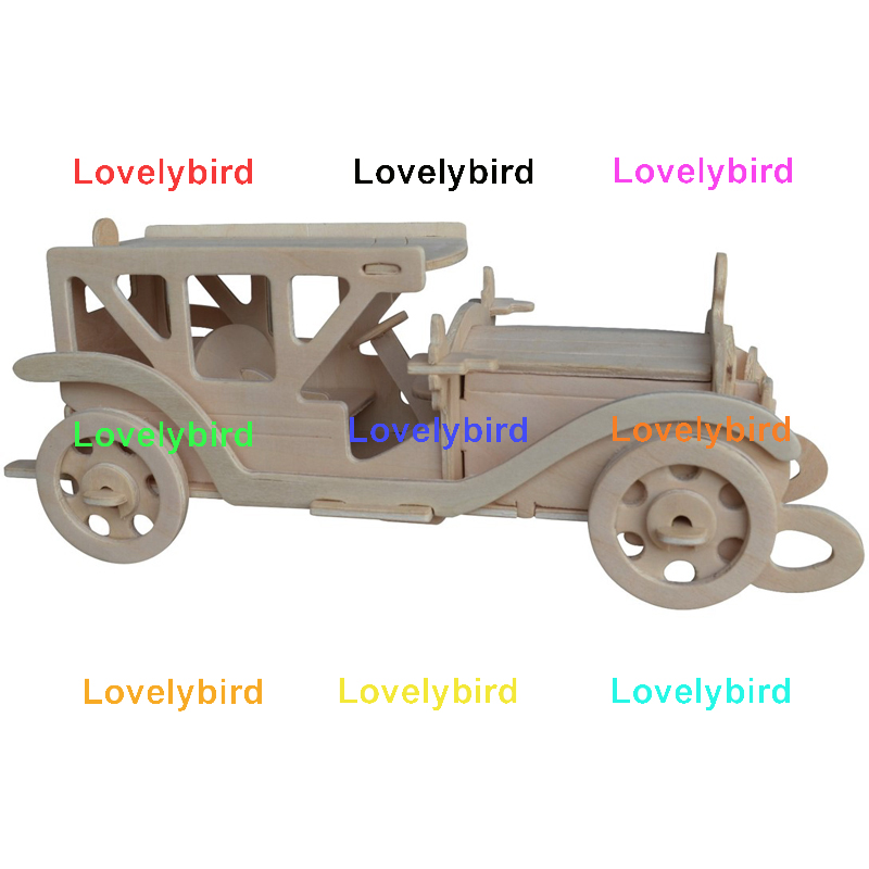 custom 3d wooden puzzle ship manufacturers for adults-1