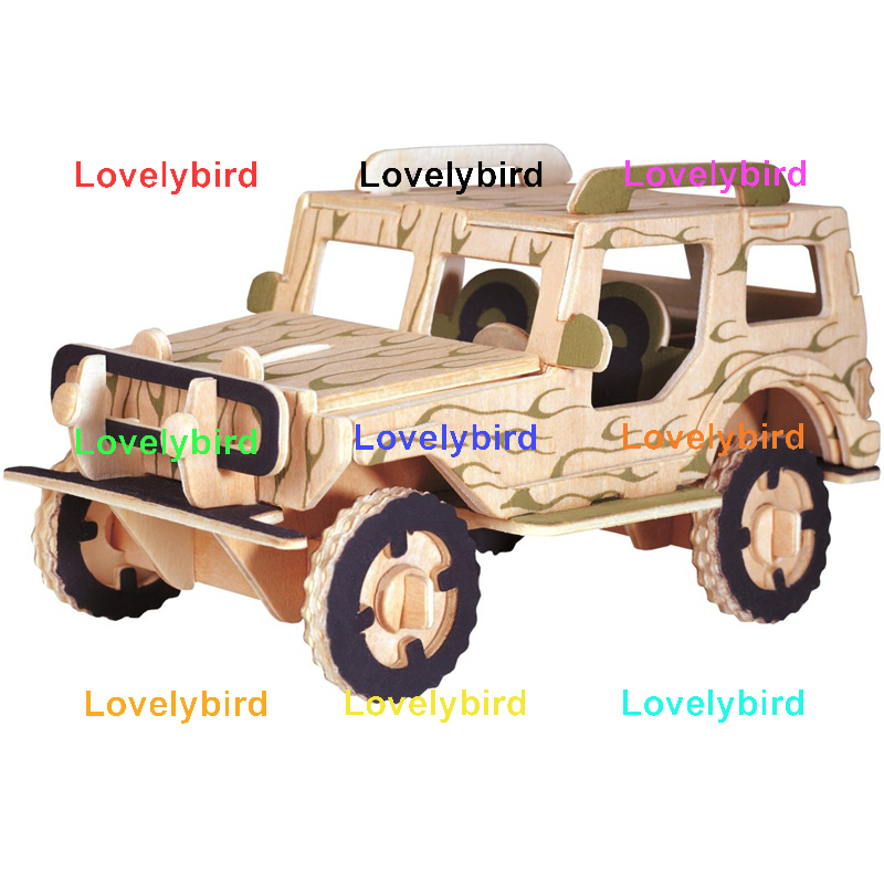 Lovelybird Toys 3d airplane puzzle company for business-2
