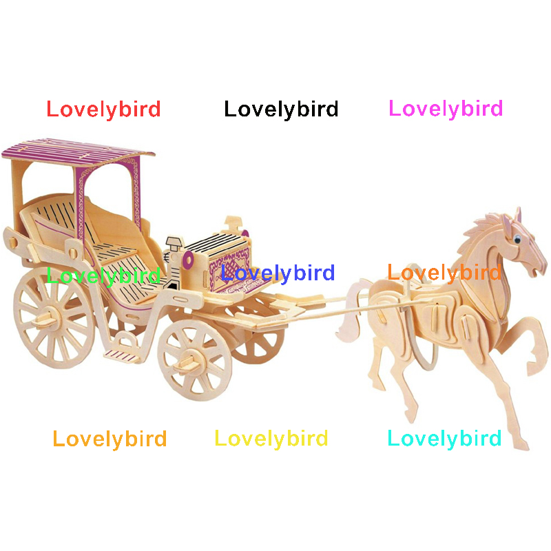 Lovelybird Toys 3d airplane puzzle suppliers for adults-1