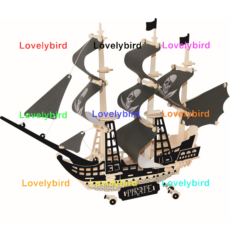 Lovelybird Toys 3d wooden car puzzle company for adults-1
