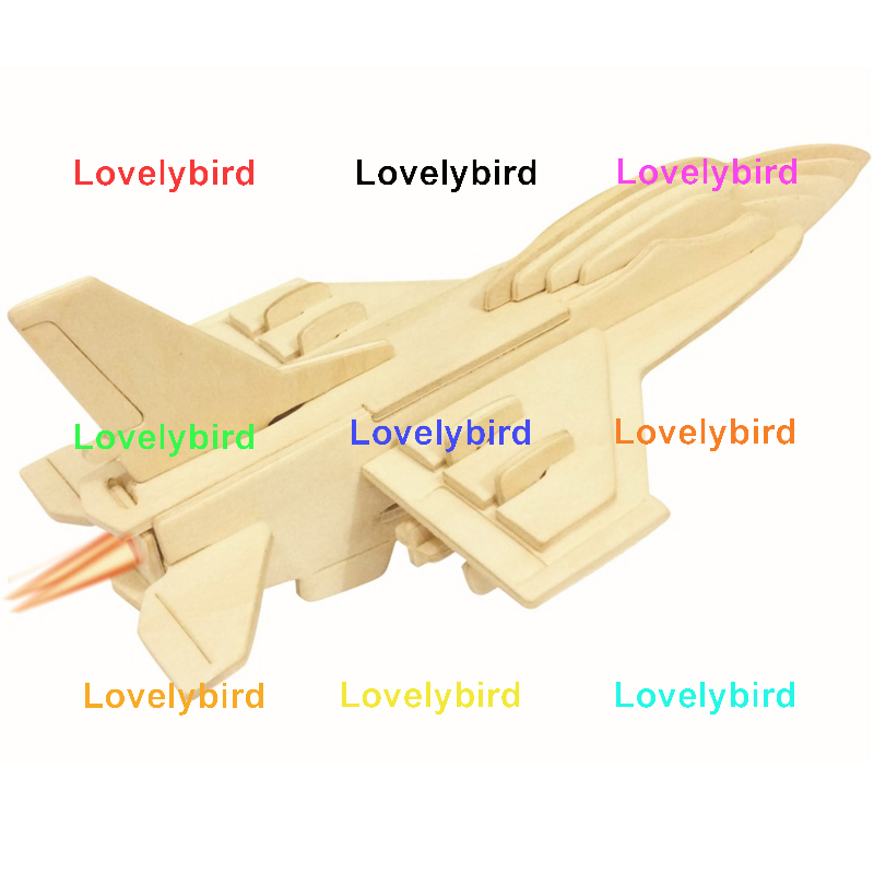 Lovelybird Toys latest 3d puzzle military supply for sale-1