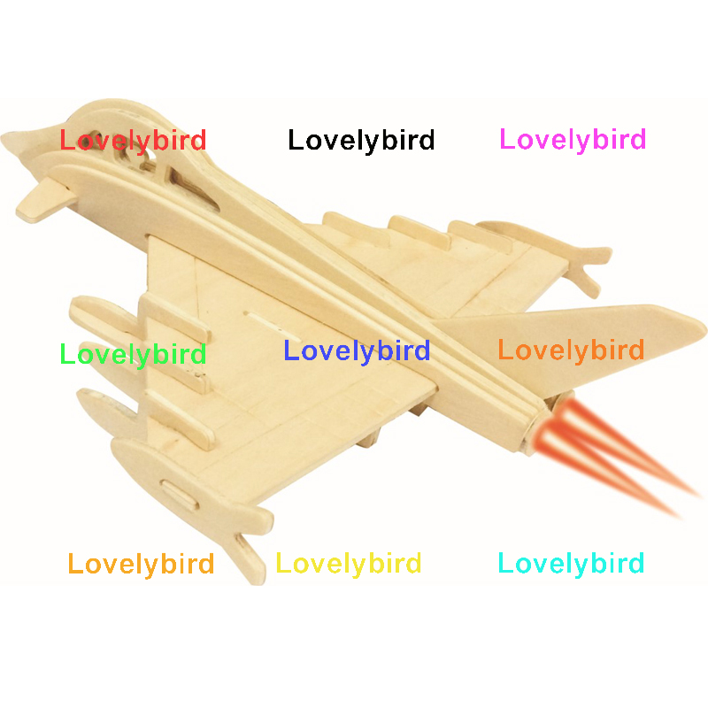 Lovelybird Toys 3d puzzle military factory for present-1