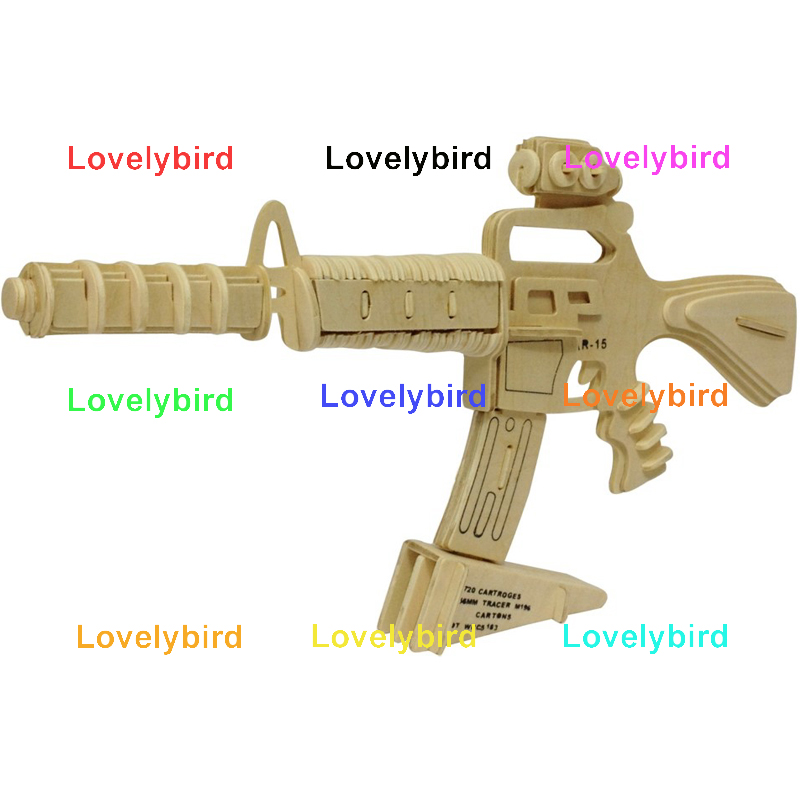 Lovelybird Toys 3d puzzle military suppliers for present-1