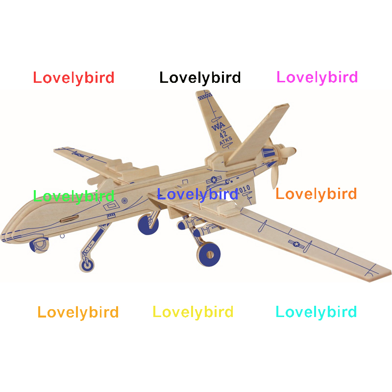Lovelybird Toys superior quality 3d puzzle military factory for entertainment-2